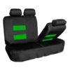 car seat covers FB087115 green 04