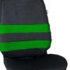 car seat covers FB087115 green 05