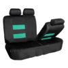 car seat covers FB087115 mint 04