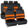 car seat covers FB087115 orange 01
