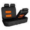 car seat covers FB087115 orange 04