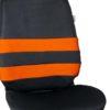 car seat covers FB087115 orange 05