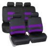 car seat covers FB087115 purple 01
