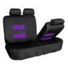 car seat covers FB087115 purple 04