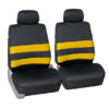 car seat covers FB087115 yellow 03