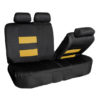 car seat covers FB087115 yellow 04