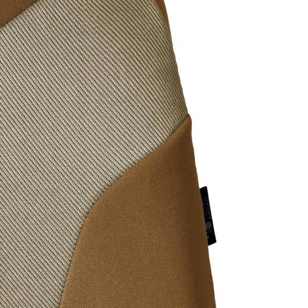 Supreme Twill Seat Covers - Front material