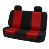88-FB102012_red rear seat cover