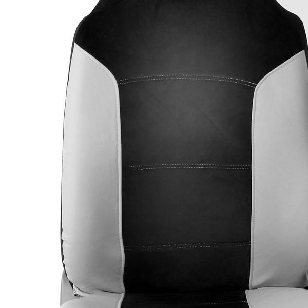 Royal Mix Seat Covers - Full Set material