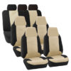 FB107217BEIGE suv seat covers 1