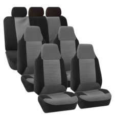 FB107217 GRAY suv seat covers 1