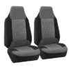 FB107217 GRAY suv seat covers 2
