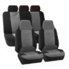 FB107217 GRAY suv seat covers 3