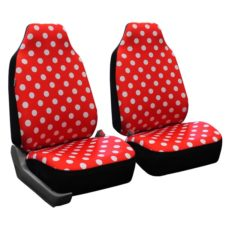 Seat Cover FB115102 red 01