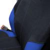 car seat covers FB116102 blue 02