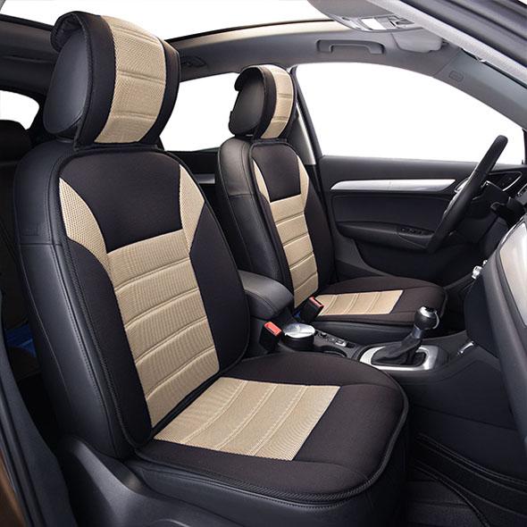 car seat covers FB201102 beige 01