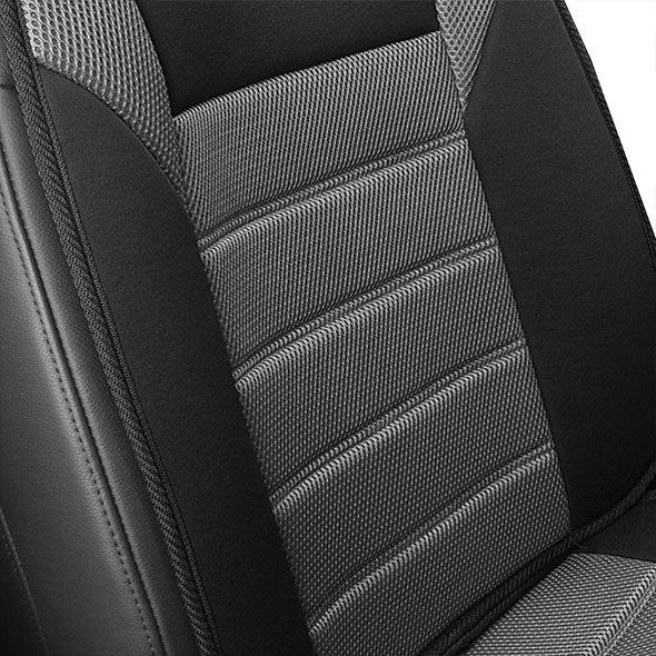 Premium Car Seat Cushions - Front material