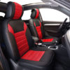 car seat cushions FB201115 red 03
