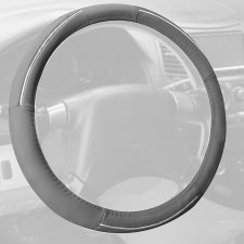 FH2003 gray steering wheel cover