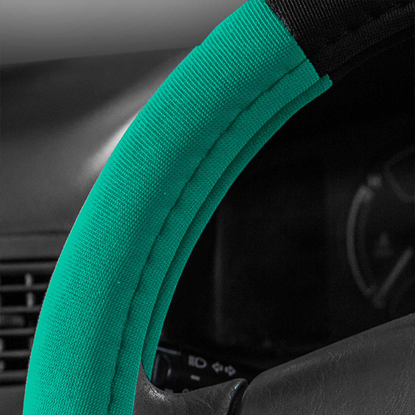 Modernistic Steering Wheel Cover material