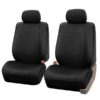 car seat covers PU001114 black 02