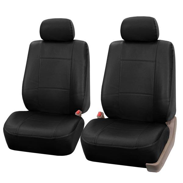 car seat covers PU001114 black 02