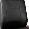 car seat covers PU001114 black 04