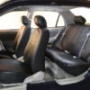 car seat covers PU001114 black 05