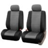 car seat covers PU001114 grayblack 02