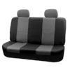 car seat covers PU001114 grayblack 03