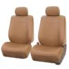 car seat covers PU001114 tan 02