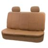 car seat covers PU001114 tan 03