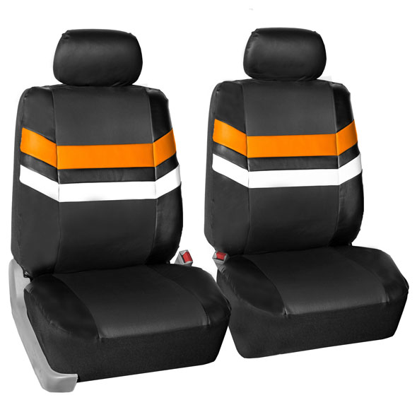 car seat covers PU006102 orange 01
