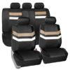 car seat covers PU006115 beige 01