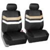 car seat covers PU006115 beige 02