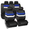 car seat covers PU006115 blue 01