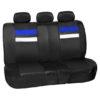 car seat covers PU006115 blue 03