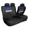 car seat covers PU006115 blue 04