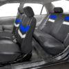 car seat covers PU006115 blue 06