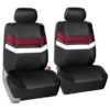 car seat covers PU006115 burgundy 02