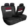 car seat covers PU006115 burgundy 04