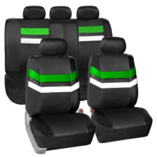 car seat covers PU006115 green 01