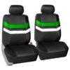 car seat covers PU006115 green 02