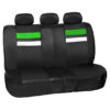 car seat covers PU006115 green 03