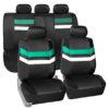 car seat covers PU006115 mint 01