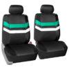 car seat covers PU006115 mint 02