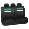 car seat covers PU006115 mint 03