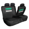 car seat covers PU006115 mint 04