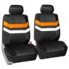 car seat covers PU006115 orange 02