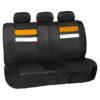 car seat covers PU006115 orange 03